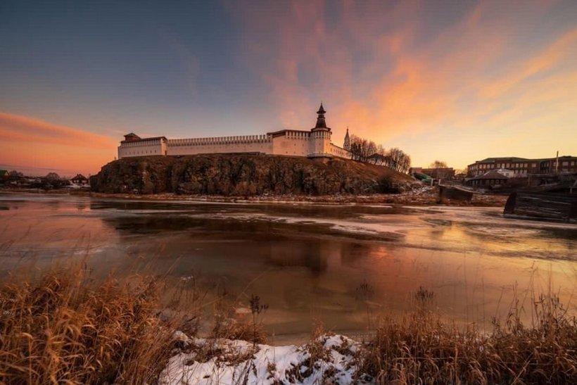 Верхотурский кремль считается самым молодым и самым маленьким кремлем России. Фото: Никита Зеленюк
